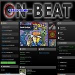Logo da emissora Rádio On Beat