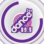 Logo da emissora Dance 89.5 FM