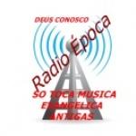 Logo da emissora Rádio Época 1