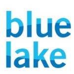 Logo da emissora WBLU 88.9 FM Blue Lake
