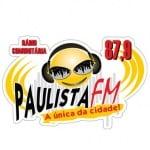 Logo da emissora Rádio Paulista 87.9 FM