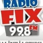 Logo da emissora Radio Fix 99.8 FM