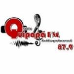 Logo da emissora R�dio Quipap� 87.9 FM