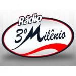 Logo da emissora Rádio Terceiro Milênio