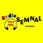 Logo da emissora Radio Semnal 103.3 FM
