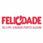 Logo da emissora R�dio Felicidade Gospel 90.3 FM