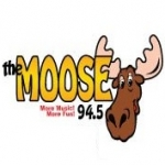 Logo da emissora WCEN 94.5 FM The Moose