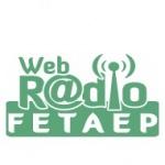 Logo da emissora Rádio Fetaep