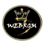 Logo da emissora Web Rádio Gospel Music
