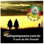 Logo da emissora R�dio Pampeana