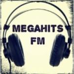 Logo da emissora Megahits FM