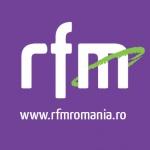 Logo da emissora RFM 90.7 FM