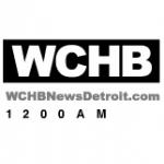 Logo da emissora WCHB 1200 AM
