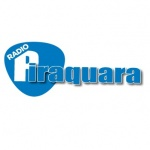 Logo da emissora Rádio Piraquara
