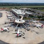 Logo da emissora Aeroporto Internacional de Brasilia SBBR APP