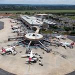 Logo da emissora Aeroporto Internacional de Brasilia SBBR ATIS
