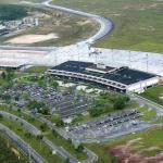 Logo da emissora Aeroporto Internacional de Manaus SBEG