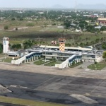 Logo da emissora Aeroporto Internacional de Macapá SBMQ