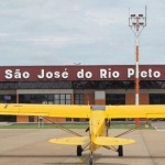 Logo da emissora Aeroporto de São José do Rio Preto SBSR