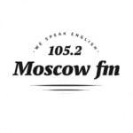 Logo da emissora Moscow 105.2 FM