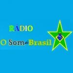 Logo da emissora Radio Som Brasil