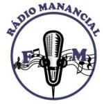 Logo da emissora R�dio Manancial 104.9 FM