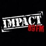 Logo da emissora WDBM 88.9 FM Impact