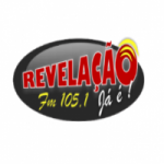 Logo da emissora Revelação FM