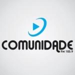 Logo da emissora Rádio Comunidade 105.9 FM