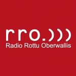 Logo da emissora Radio Rottu Oberwallis 102.2 FM