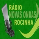 Logo da emissora Rádio Novas Ondas Rocinha FM