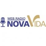 Logo da emissora Rádio Nova Vida Caratinga