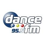 Logo da emissora Dance 95.5 FM