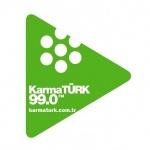 Logo da emissora KarmaTÜRK 99.0 FM