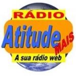 Logo da emissora R�dio Atitude Mais