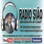 Logo da emissora Web R�dio Si�o