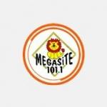 Logo da emissora Radyo Megasite 101.1 FM