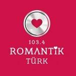 Logo da emissora Radyo Romantik T�rk 103.4 FM