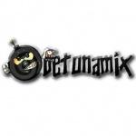 Logo da emissora Rádio Detona Mix