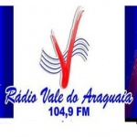 Logo da emissora R�dio Vale do Araguaia 104.9 FM