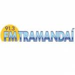 Logo da emissora Rádio Tramandaí 91.3 FM