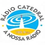Logo da emissora Radio Catedral FM 105.9