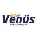 Logo da emissora Radyo Venüs 92.2 FM