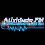 Logo da emissora Atividade FM