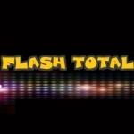 Logo da emissora Rádio Flash Total