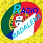 Logo da emissora Rádio Madalena