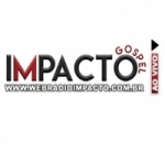 Logo da emissora Rádio Impacto Gospel