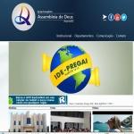 Logo da emissora Rádio Bom Pastor de Ascurra