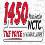 Logo da emissora WCTC 1450 AM