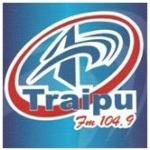 Logo da emissora R�dio Traipu 104.9 FM